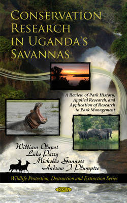 Conservation Research in Uganda's Savannas by William Olupot image