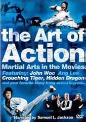 The Art Of Action on DVD