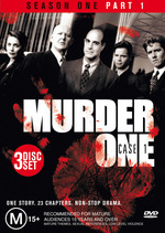 Murder One - Season 1: Part 1 (3 Disc Set) on DVD