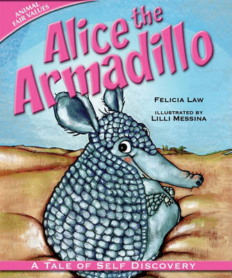 Alice the Armadillo by Felicia Law image