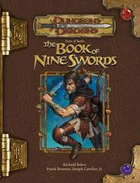Tome of Battle: The Book of Nine Swords by Richard Baker image