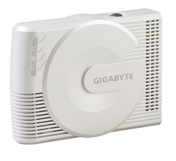 Gigabyte Router and Access Point Wireless Portable GN-AP05G