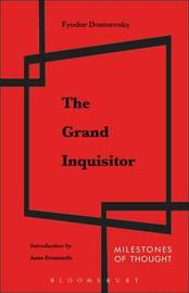 The Grand Inquisitor by F.M. Dostoevsky image