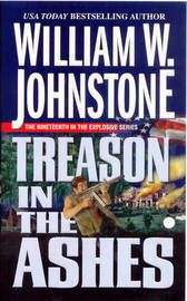 Treason In The Ashes by William W Johnstone image
