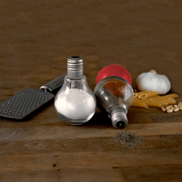 Salt & Pepper Lightbulbs