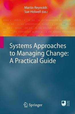 Systems Approaches to Managing Change: A Practical Guide image