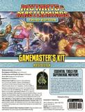 Mutants and Masterminds Gamemasters Kit, Revised Edition by Steve Kenson