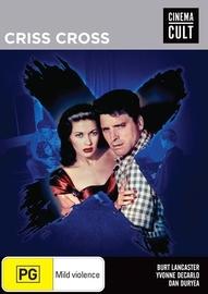 Criss Cross on DVD