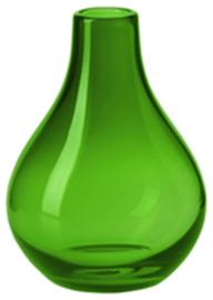 Krosno Sashay Bulb Vase - Apple (18cm)