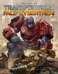 Transformers: Art of Fall of Cybertron by Mark Bellomo