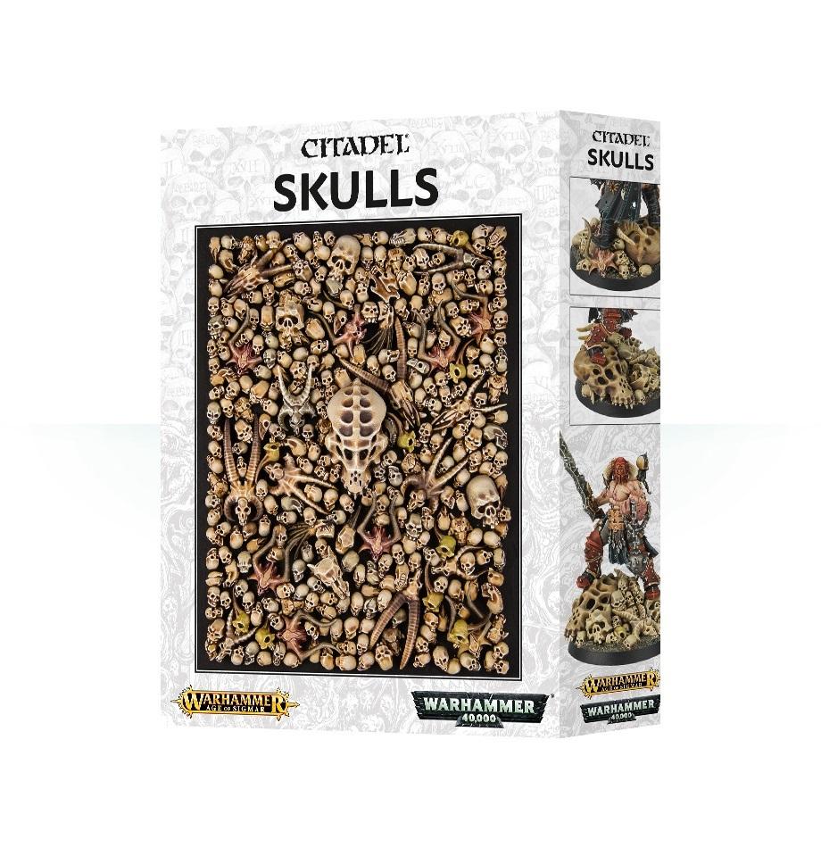 Citadel Skulls image