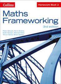KS3 Maths Homework Book 2 by Peter Derych