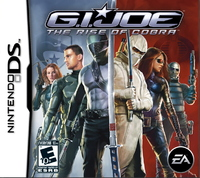 G.I. Joe: The Rise of Cobra for Nintendo DS