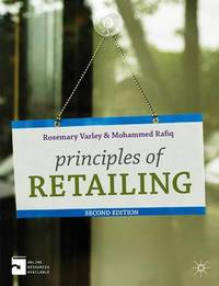Principles of Retailing by Rosemary Varley