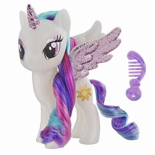 "My Little Pony: Princess Celestia - 6"" Sparkling Pony"