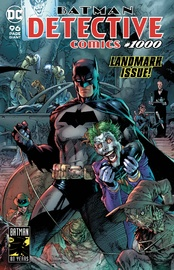 Batman: Detective Comics - #1000 (Signed by Tom King) by Peter J Tomasi image