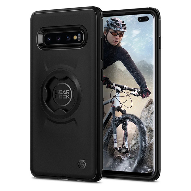 Spigen: Gearlock Galaxy S10+ Bike Mount Protective Case