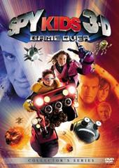 Spy Kids 3-D - Game Over (2 Disc) on DVD