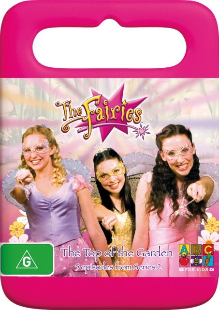The Fairies - Top Of The Garden on DVD