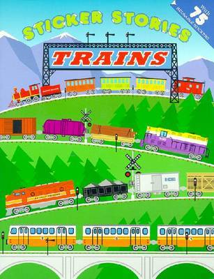 Trains by Edward Miller image