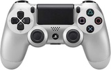 PlayStation 4 Dual Shock 4 Wireless Controller - Silver for PS4