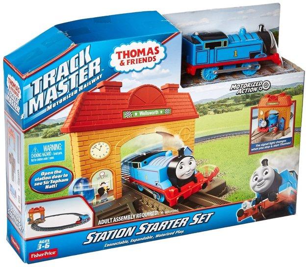 Thomas & Friends: TrackMaster - Station Starter Set