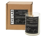 Walter Glass Beaker Candle - Spice & Leather