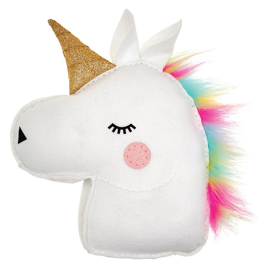 My Studio Girl: Glitterati Unicorn Pillow | Toy | at ...
