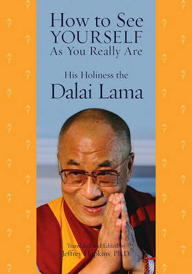 How to See Yourself as You Really Are by His Holiness the Dalai Lama image