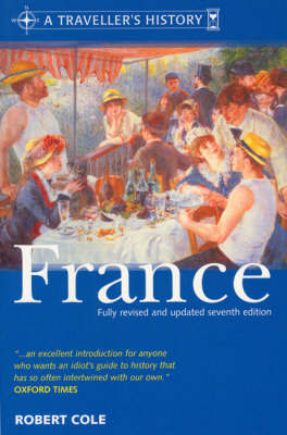 Traveller's History of France by Robert Cole image