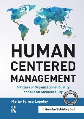 Human Centered Management by Maria Teresa Lepeley image