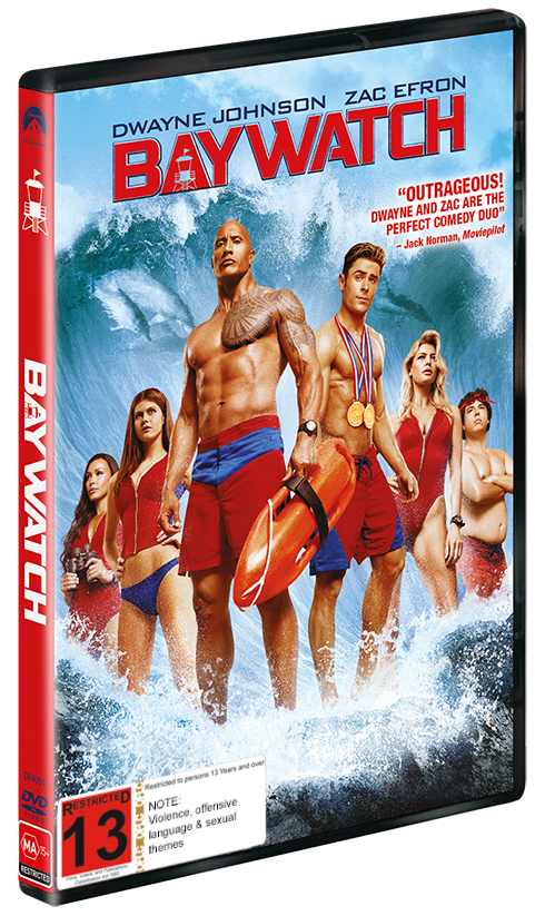 Baywatch Dvd In Stock Buy Now At Mighty Ape Nz