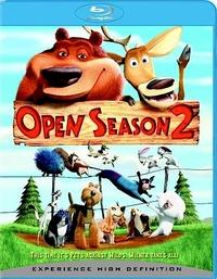 Open Season 2 on Blu-ray
