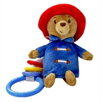 Paddington Bear - Baby Attachable Jiggler