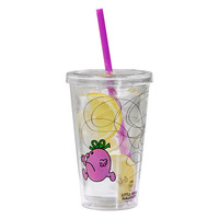 Mr Men Little Miss Naughty Tumbler