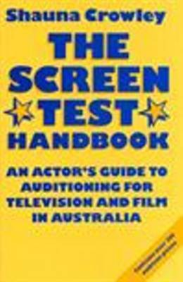 The Screen Test Handbook by Shauna Crowley image