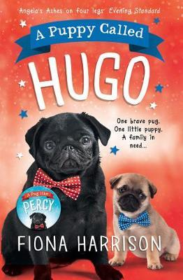 A Puppy Called Hugo by Fiona Harrison image