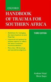 Handbook of Trauma for Southern Africa image