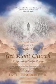 Get Right Church by Earl J Sorrell Jr image