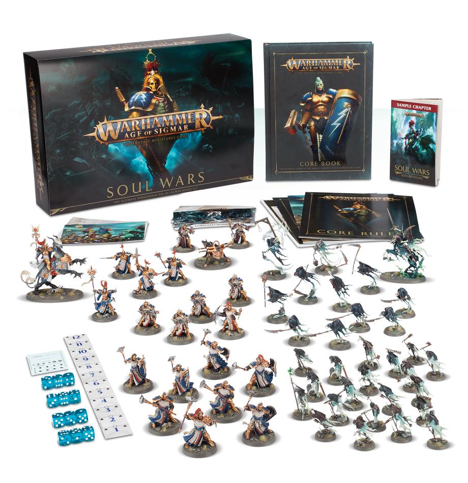 Warhammer Age of Sigmar: Soul Wars image