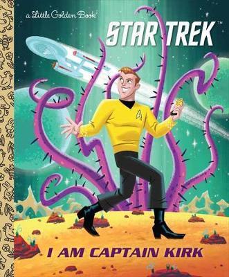 I Am Captain Kirk by Frank Berrios