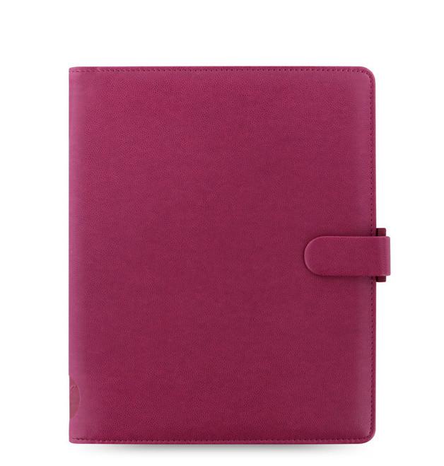 Filofax: Pennybridge Large Tablet Case - Raspberry