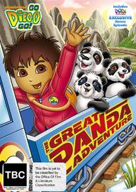 Go Diego Go!: The Great Panda Adventure on DVD