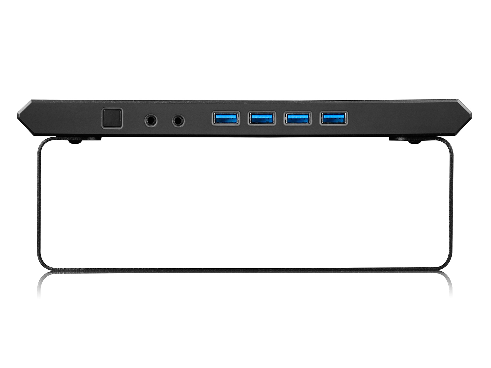 Deepcool: M-Desk F3 Smart Monitor Stand With USB 3.0 Hub image