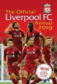 The Official Liverpool FC Annual 2020 by Grange Communications Ltd