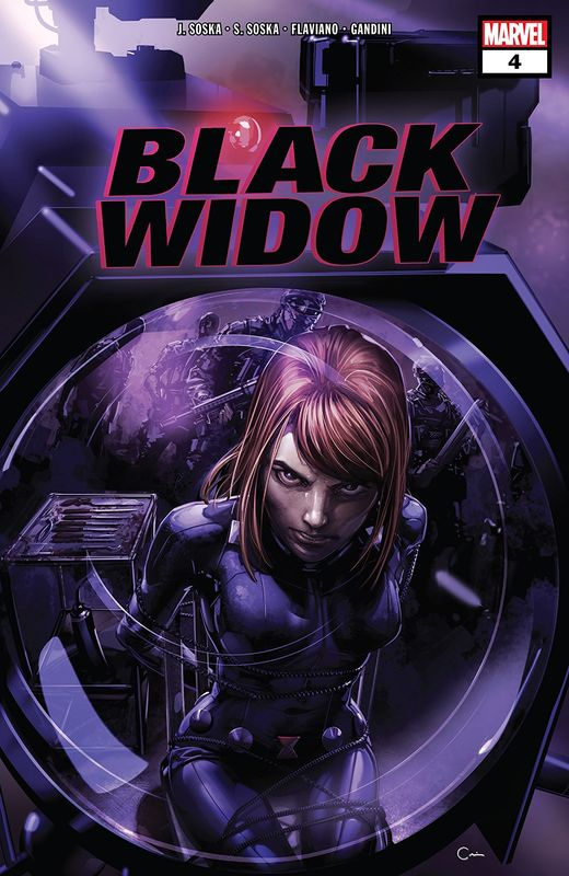 Black Widow #4 - (Cover A) by Jen Soska