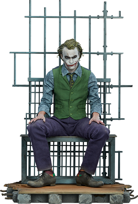 "Batman: Dark Knight - The Joker - 20"" Premium Format Figure"