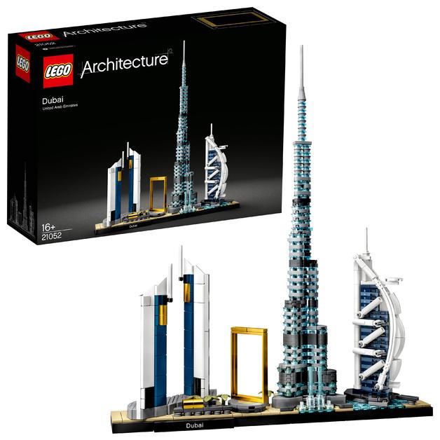 LEGO Architecture: Dubai - (21052)