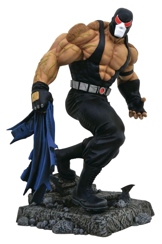 "DC Gallery: Bane (Classic) - 9"" Statue"