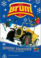 Brum - Snow Thieves & Other Stories on DVD